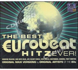 Best EUROBEAT Hitz Ever! 3CD + MegaMix Ft. Modern Talking, Joy, Silent Circle, Sandra and more